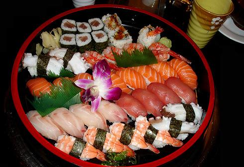 Maki, Sushi, California Rolls