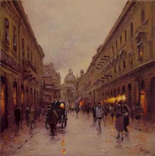 tablouri_de_toamna_doru_cristian_deliu_strada_stavropoleos_a_vechiului_bucuresti