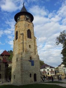 La tour du Stefan cel Mare Piatra Neamt