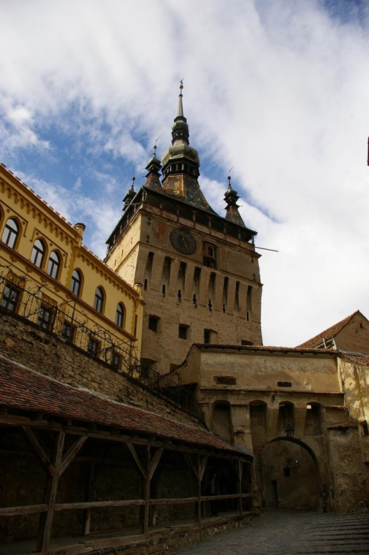 Centre historique de Sighişoara