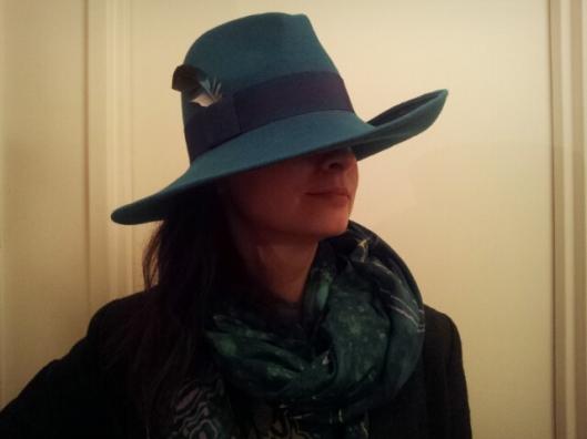 Chapeau Mademoiselle Slassi