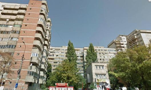 bucarest google map
