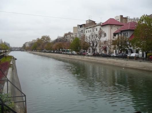 Rivière Dambovita