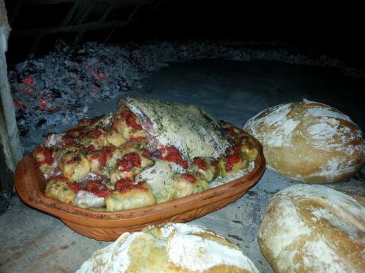 Le pain chez Madame Cristina