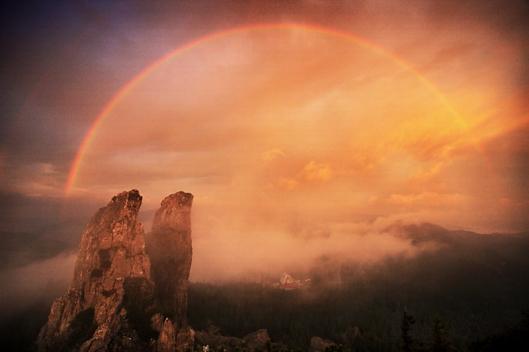 Arc en ciel en Bucovine_Sorin Onisor