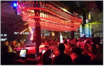 Bar nuit Bucarest