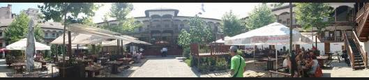 Hanul Manuc Bucarest