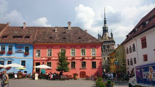 Sighisoara cite