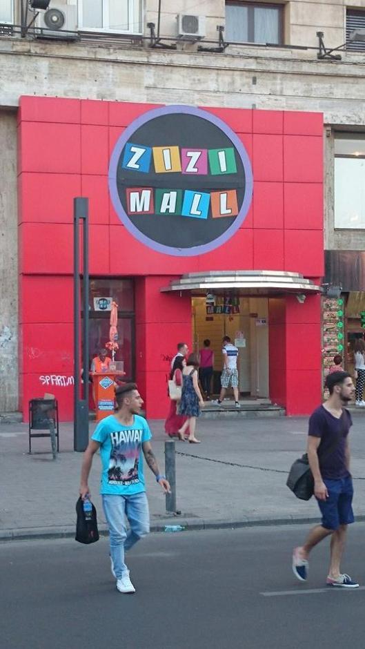 Zizi Mall Unirii
